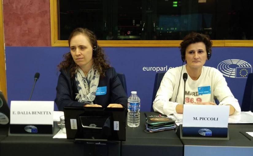 23 ottobre | LIMITI PFAS IN EUROPA. SCONCERTO DOPO LE VOTAZIONI ASTRASBURGO