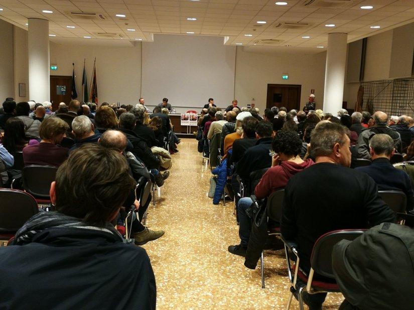 26 novembre 2018 | CON GLI OPERAI DI MITENI PER IL LAVORO E CONTRO DEGRADAZIONEAMBIENTE