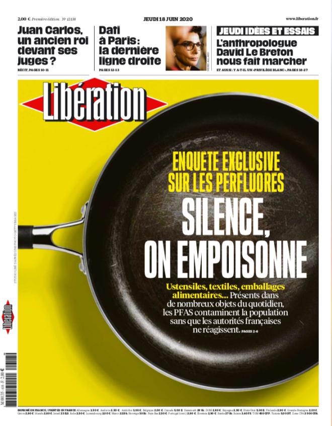 Liberation PFAS