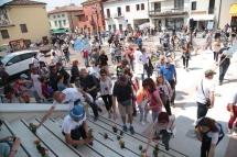 14 maggio 2017 - Consegna dei Pfiori presso il Municipio di Trissino